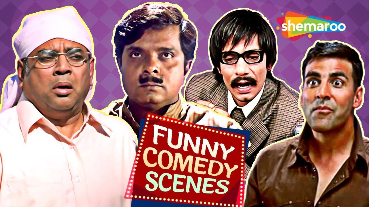 Download Non Stop Hindi Comedy Scenes - Dhol - Phir Hera Pheri - Welcome - Awara Paagal Deewana - Welcome