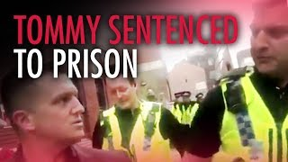 Ezra Levant: Tommy Robinson in prison (FULL STORY)