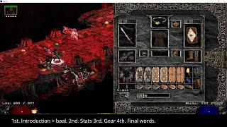 Diablo 2: The sorceress Zeal build - Energy Shield (Old)