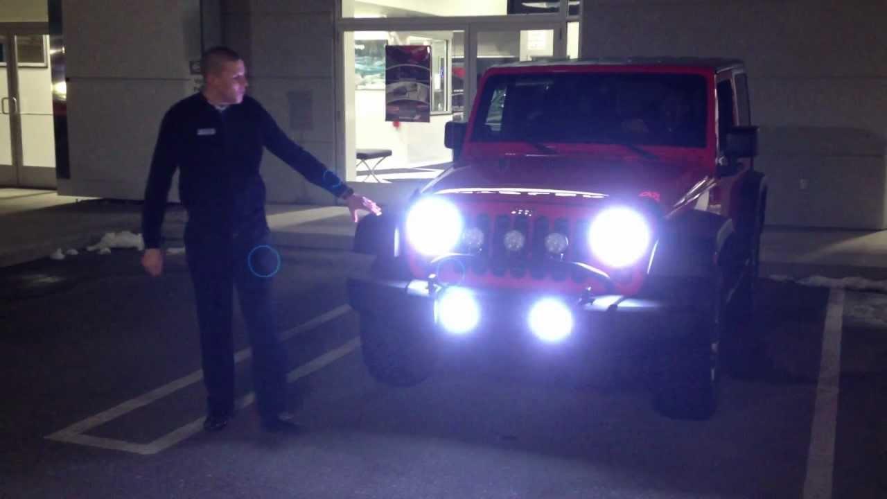 Jeep Jk Led Headlights
