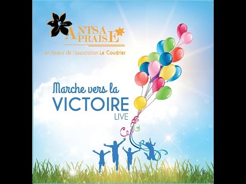 """Je te donne tout - AntsaPraise (Album """"Marche vers la victoire"""")"""
