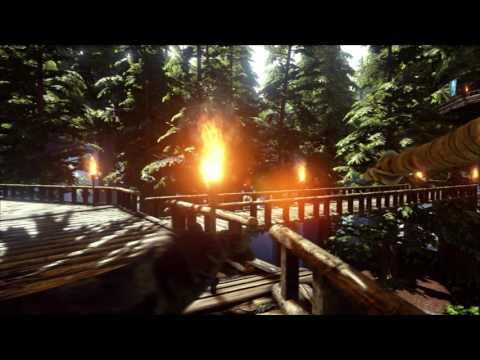 Ark: Survival Evolved - Redwood trailer - PC Gaming Show 2016