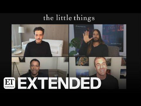 Download Denzel Washington Describes Rami Malek, Jared Leto | EXTENDED