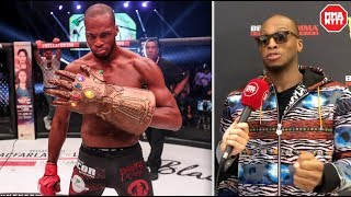 Michael 'Venom' Page will continue taunting Paul Daley after the fight | Bellator 216