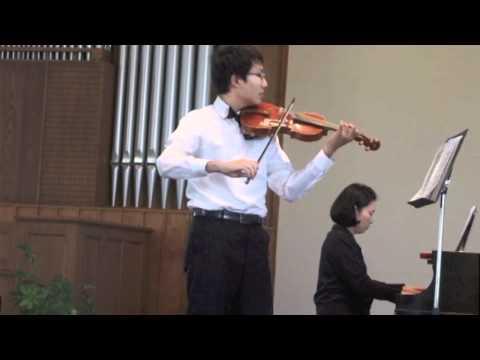 David Sohn - Sonata no 1 op 5  Corelli