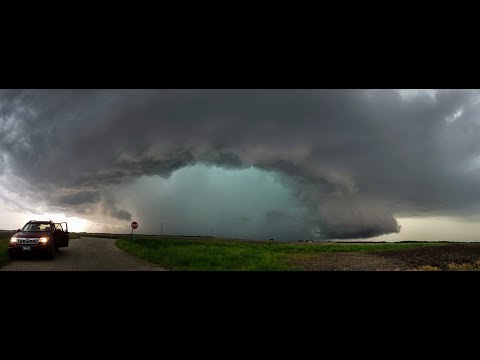 May 16th 2019   HP Tornado Warned Supercell On The Illinois/Indiana Border