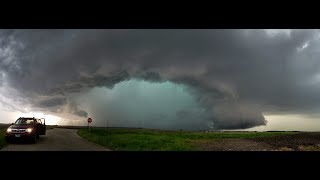 May 16th 2019 | HP Tornado Warned Supercell on the Illinois/Indiana Border