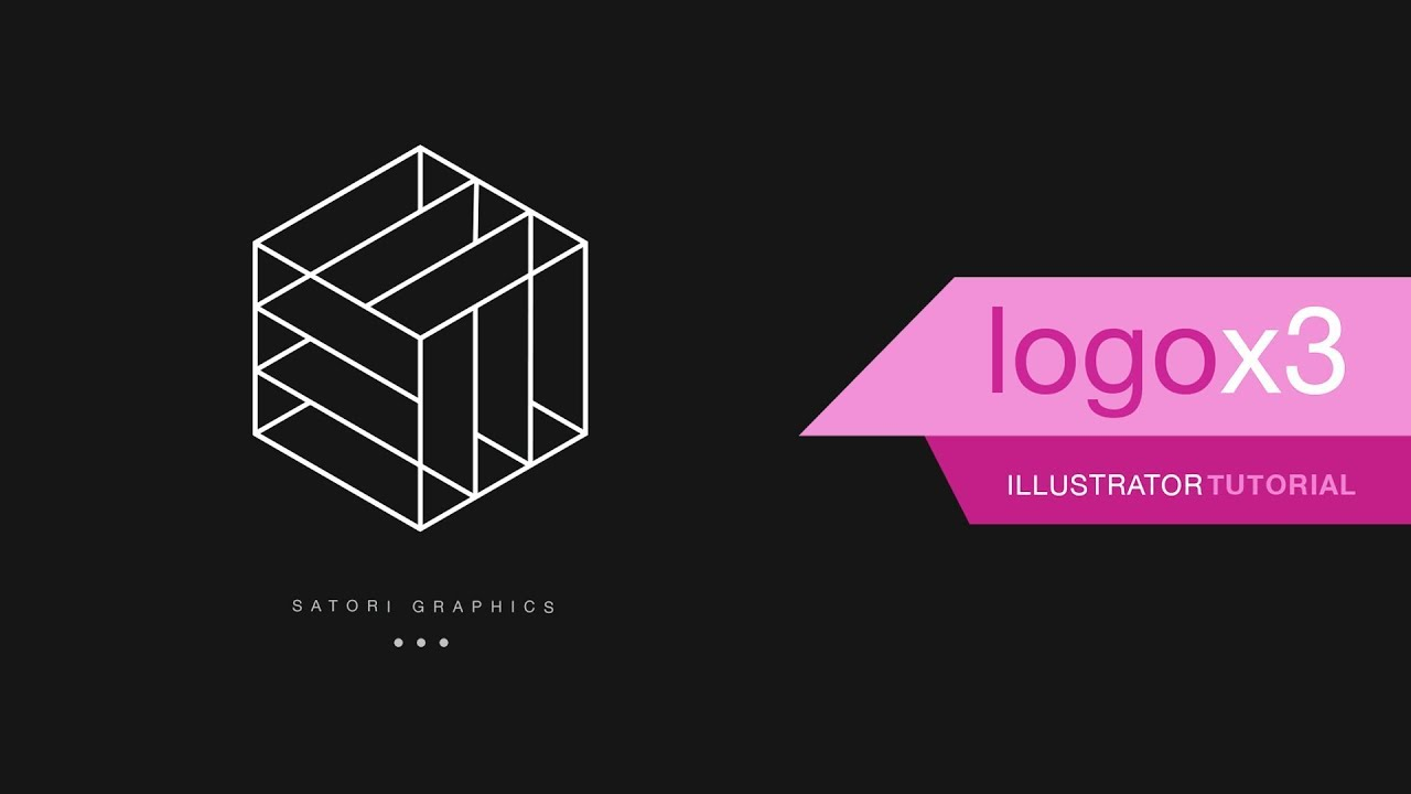 3 MINIMAL LOGO DESIGNS IN 10 MINUTES