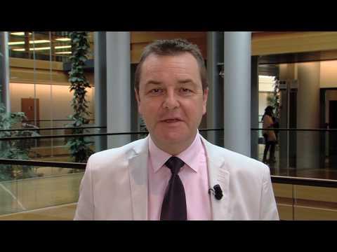 MEP Mark Demesmaeker's support message for HRD Nabeel Rajab