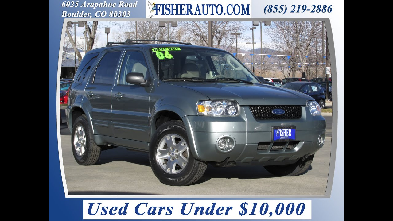 Used Cars Longmont Ford