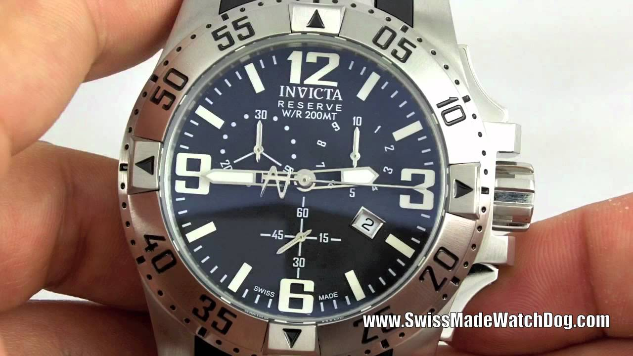 Swiss made watches for men