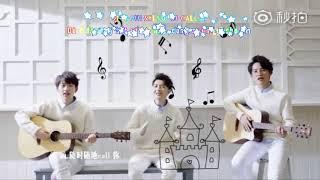 [Vietsub + Kara] Người Tôi Yêu Chính Là Em (Acoustic) - Thập Nhị Tinh Tú - 我爱的就是你 -  十二星宿