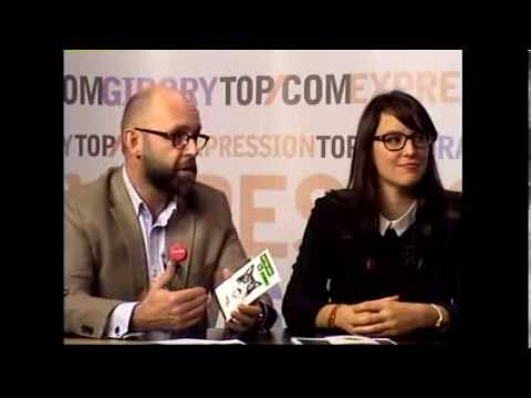 """Master your reputation"" - Interview Frédéric Fougerat et Sonia Cordier - L'Expression Top Com"