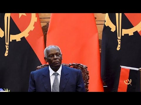 Ex-Angola leader dos Santos admits mistakes during presidency