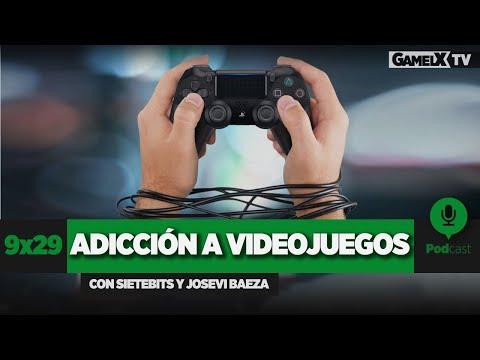 Adicción a los Videojuegos (con Sietebits y Josevi Baeza)