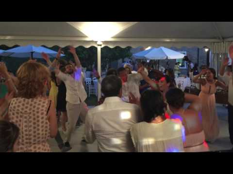 Dj Frago set in the Wedding by THE VOICE GROUP