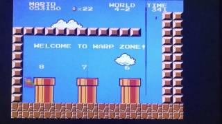 Super Mario Bros 1985   any% Speedrun Fails (Wii U)