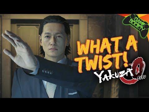WHAT A TWIST!   Yakuza Zero For Pimps (E16)