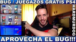 ¡¡¡BUG | JUEGOS GRATIS PS STORE!!!