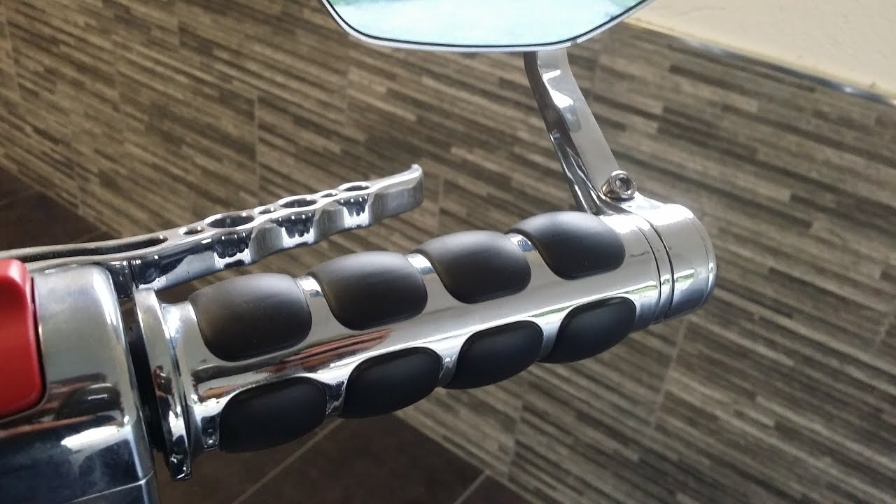 M1800r  Espejos en manillar / M109r  Bar end mirrors