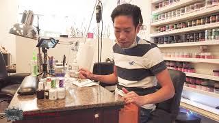 💥356-làm Tay( Manicure) kiếm tiền tỷ dể như ăn cháo.