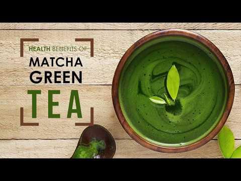 Health Benefits of Matcha Tea -Dietitian Shreya