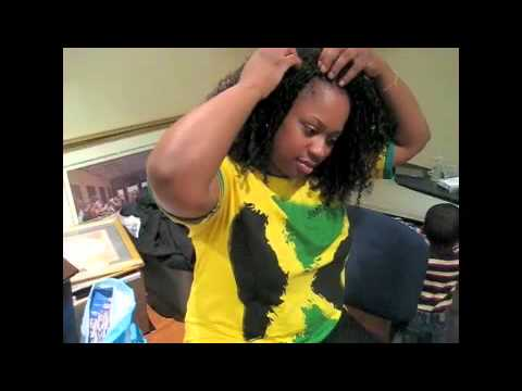 Natural Hairstyling 113 Crochet Braiding Results Using