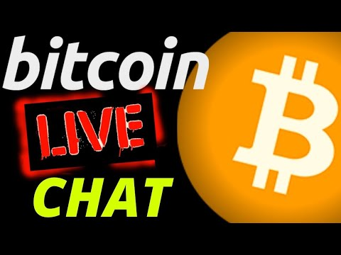 bitcoin live chat)