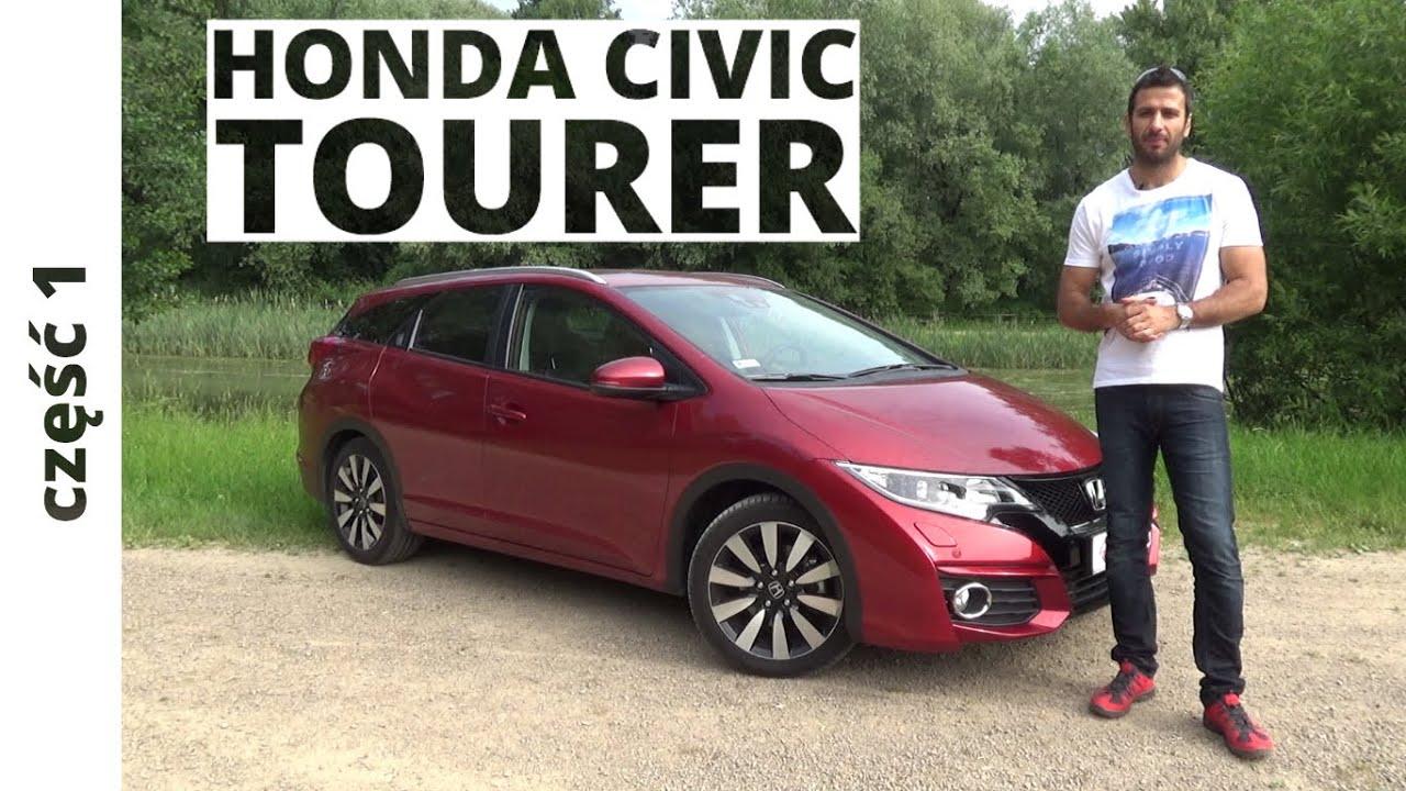 Honda civic test 2015