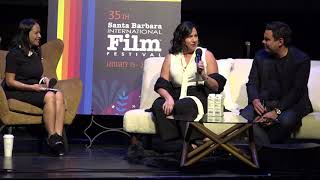 SBIFF 2020 - Kristen Anderson-Lopez & Robert Lopez Discussion (Variety Artisans Awards)