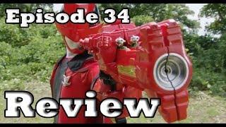 Lupinranger VS Patranger Episode 34 Review