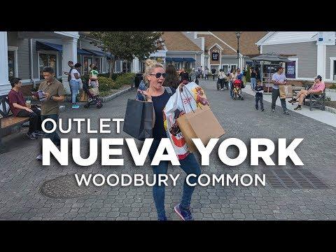 El mejor Outlet de Nueva York. Woodbury Common