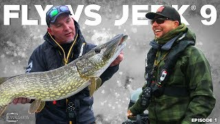 FLY VS JERK 9 - Ep. 1 - War of the Baltic