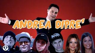 Chi è ANDREA DIPRE'   Matrimonio con SARA TOMMASI; contro SELVAGGIA LUCARELLI, J-AX e SALUTA ANDONIO