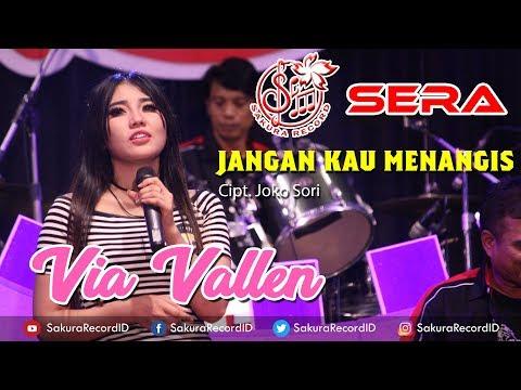 Via Vallen feat.Arya Dipangga - Jangan Kau Menangis [OFFICIAL]