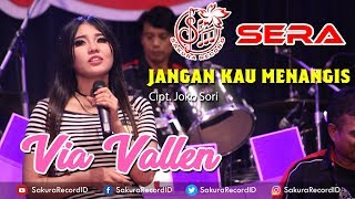 Download lagu Via Vallen feat Arya Dipangga Jangan Kau Menangis