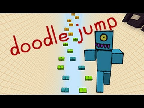 Download Minecraft - Doodle Jump Snapshots