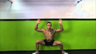 MMA Leg Workout Without Weights