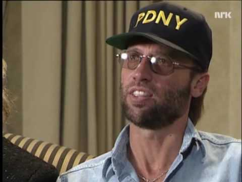 Bee Gees rare interview 1993 part 1