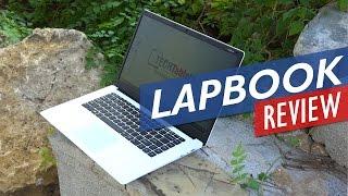 "Chuwi LapBook Review - 15.6"" Budget Windows 10 Laptop"