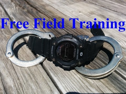 Watches For Police And Security: My Journey