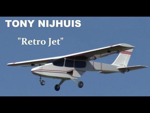 TONY NIJHUIS Retro Jet (at Middle Wallop)