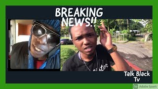 BREAKING NEWS: PORTLAND ARTIST BRUK WEH-CHEDDY ON THE LOOSE? (Link in Description)