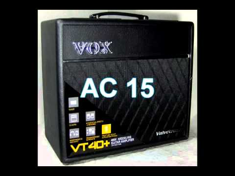 how to clean pots vox ac30