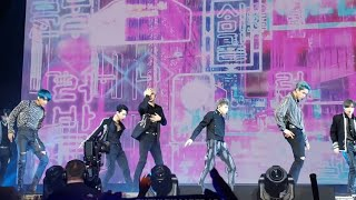 Gambar cover 191115 I Can't Stand the Rain @ SuperM 슈퍼엠 We Are The Future Live Atlanta Concert Fancam