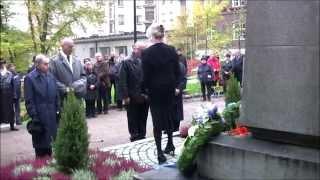 Ässä-rykmentin muistotilaisuus 13.10.2014