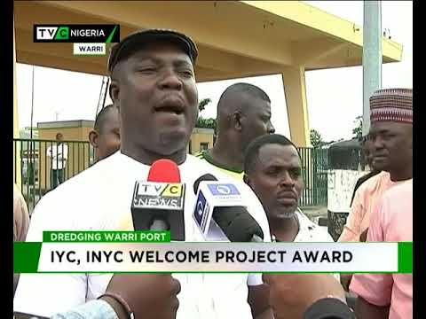 IYC, INYC welcome award of Warri Port Dredging