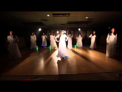 """Holy Spirit"" Christian Dance/ Pantomima"