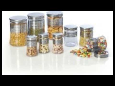 Trendy Spice jars and Storage Containers for kitchen