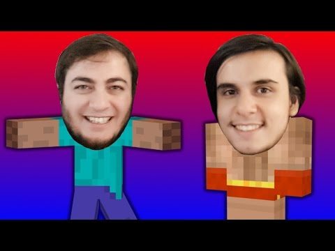 Minecraft Oynadık